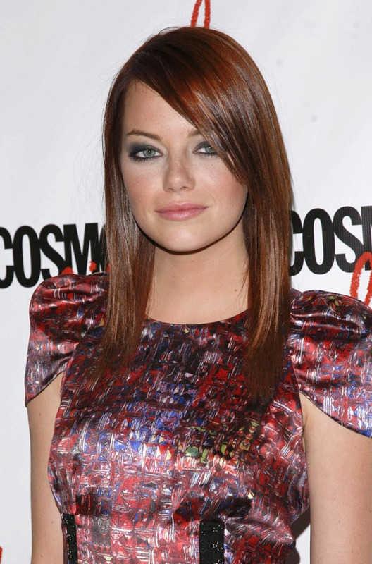 Emma Stone Love Her Hair Color Hair Beauty Health And Fashion Ideas Pinterest Emma