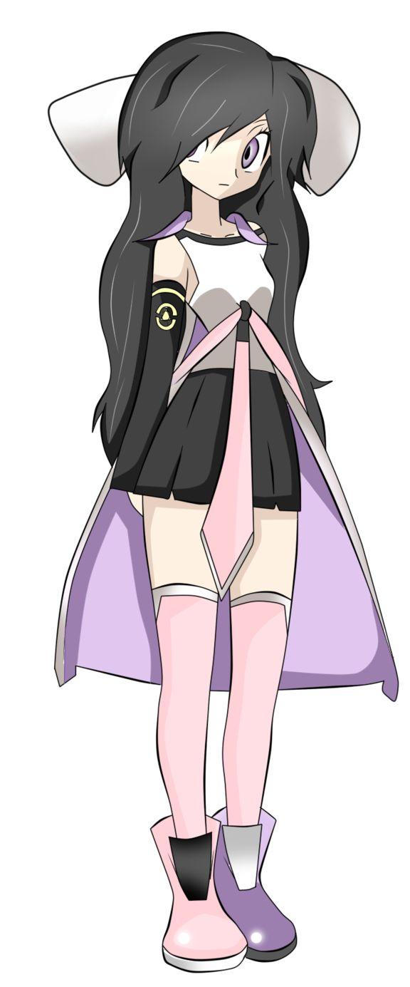 Luz-Akari-Ligth/Oc Pokemon by Sayuri-Afuro