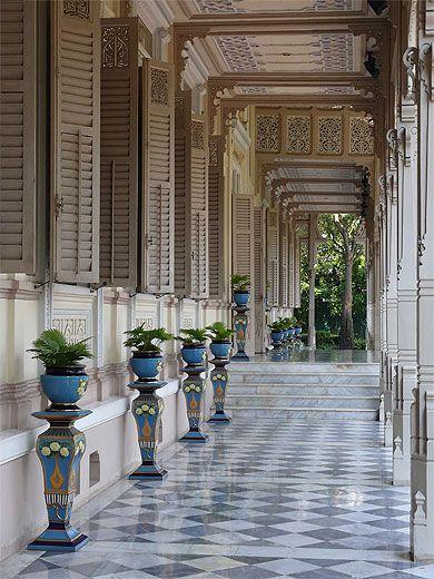 La salle du trône Abhisek Dusit