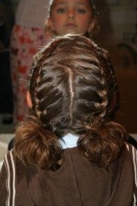 Hairstyle Video: French Braids # 1