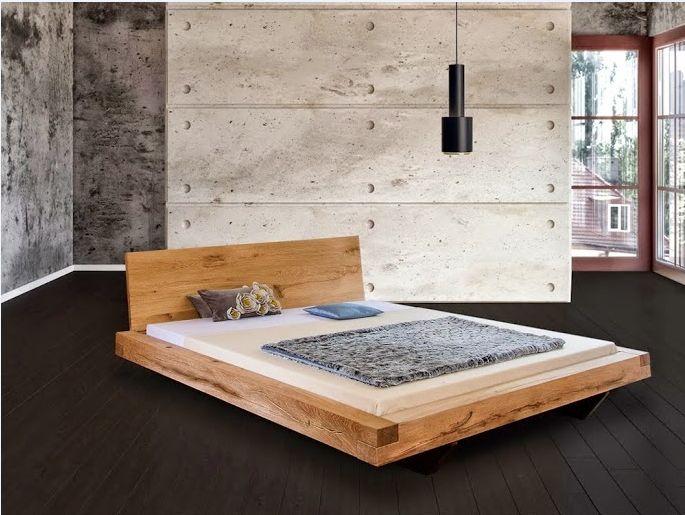 Простая деревянная кровать-фото коллекция. « Столярный блог.