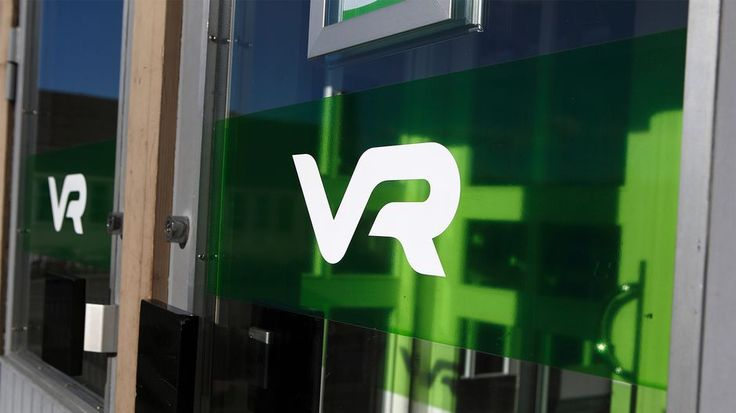 VR Yhtymä OY suomi graphic visual identity