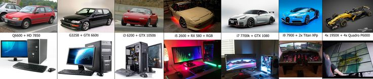 """I saw the """"Low Budget"""" car/pc post and just thought this would be fun to make. http://ift.tt/2uaxWSy Check out Mystikz Gaming http://ift.tt/2tVNFmJ"""