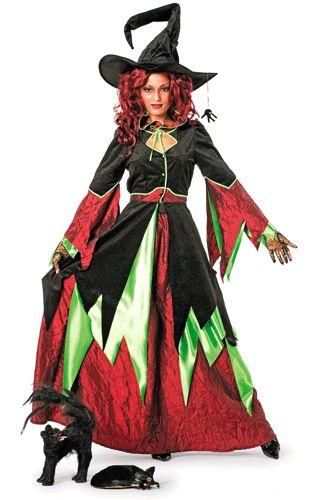 Carnavalwinkel met Carnaval Heksen kostuum groen/rood vrouwen. Online Kostuums dames bestellen. Carnaval Heksen kostuum groen/rood vrouwen nu voor � 49