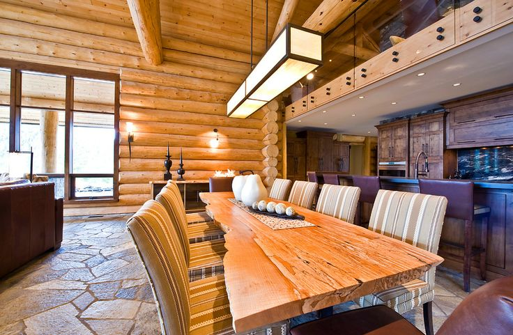 17 Best Images About Modern Log Homes On Pinterest Cabin