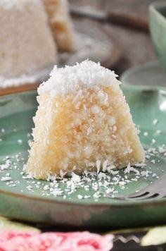 Pudim de tapioca com coco fácil