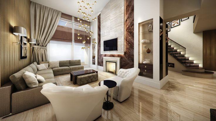 Living room visualisation