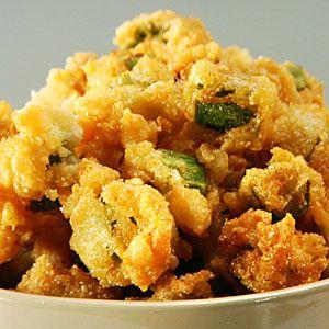 How to Make Fried Okra  | MyRecipes.com