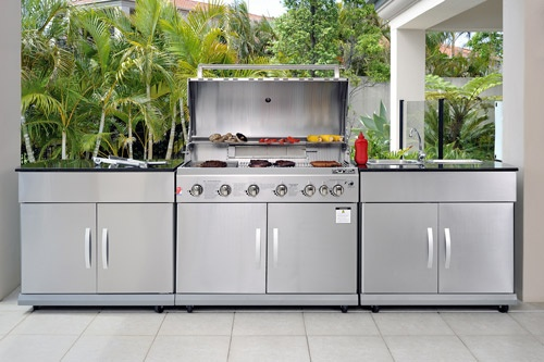 stainless steel cabinets for outdoor kitchens external kitchen stainless steel with 20m thick 9385