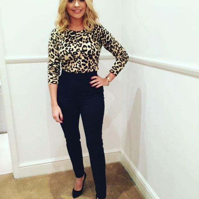 Holly Willoughby new hair