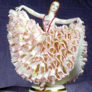 368 Best Porcelain Lace Draped Dolls Images On Pinterest