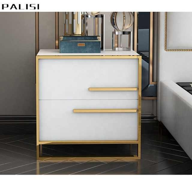Source Popular Modern Design Wooden Luxury Style Nightstand