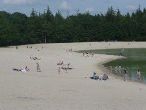 Het Nije Hemelriek, Gasselte, recreatieplas, Drenthe