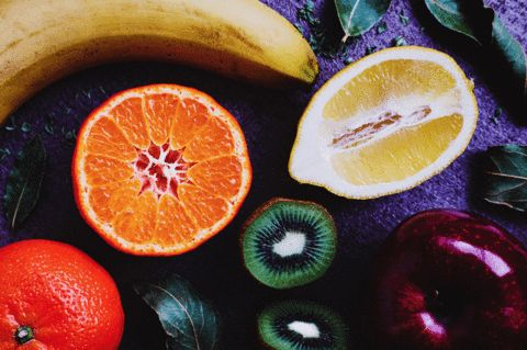 WALL MURAL INFO: Enjoy the close-up detail of this wonderful fruit with Frui …   – Decor