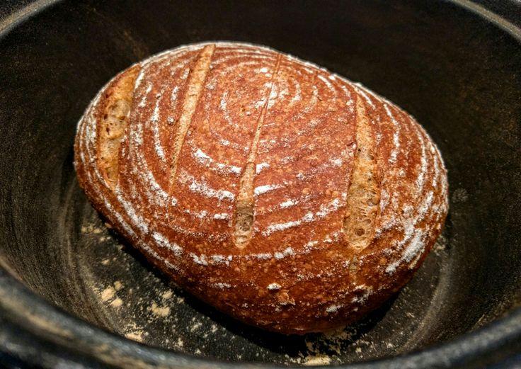 Jeg har tidligere skrevet om hjemmelaget eltefritt 'Artisan' brød, altså hvordan man kan bake knallgode brød hjemme som ser ut …