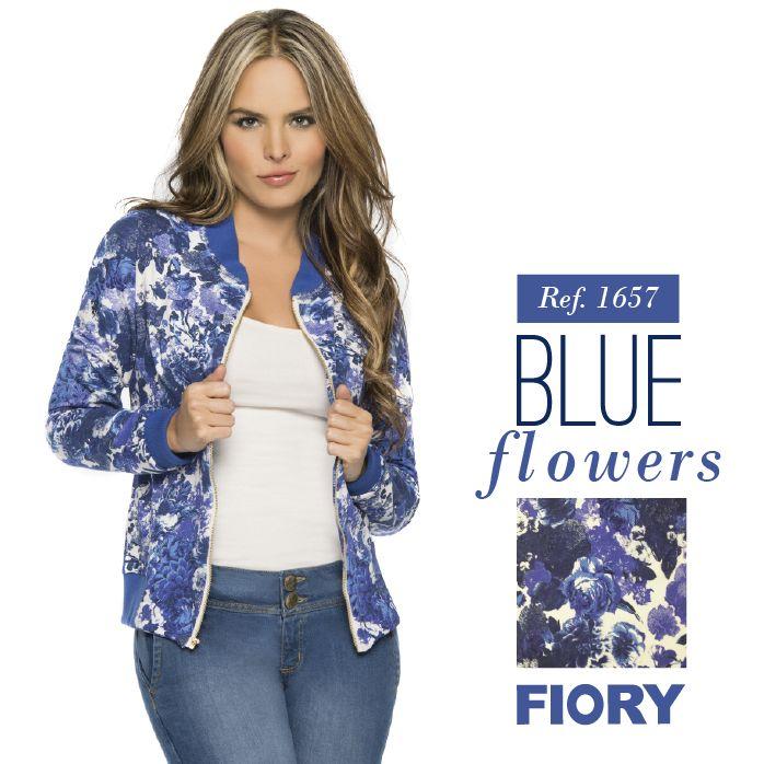 Flores azules... Perfectas para estos días!!!