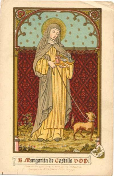 Saint Margaret of Castello Patron Saint of Disabilities