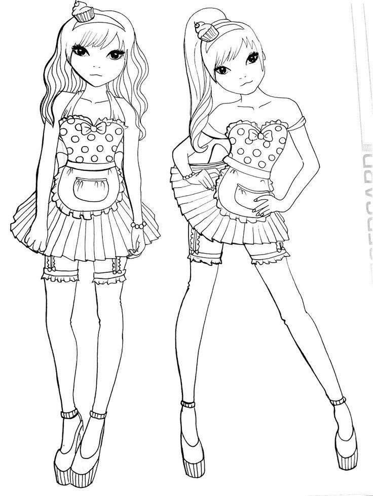 Ich Habe Vielleicht Ein Bisschen Das Schattieren Vergessen Bisschen Das Ein Habe Ich Schattier Cartoon Coloring Pages Shrink Art Hello Kitty Collection