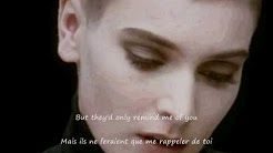sinead o'connor nothing compares to you lyrics - YouTube