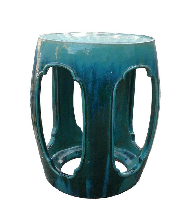11 best GARDEN STOOL images on Pinterest Garden stools Ceramic