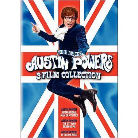 Austin Powers Collection: International Man Of Mystery / The Spy Who Shagged Me / Goldmember (Blu-ray + $2 Disc To Digital Offer) (Widescreen) - Walmart.com