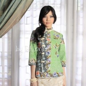 Shanghai style batik