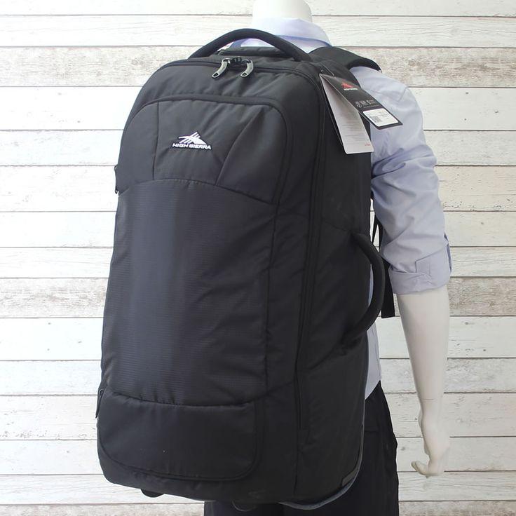 high sierra freelite 94l wheeled backpack