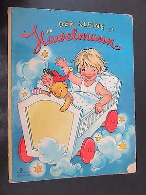 Der kleine Häwelmann-altes Bilderbuch aus Pappe 70er Jahre   Antiquarische Bücher   Antiquitäten & Kunst - Zeppy.io