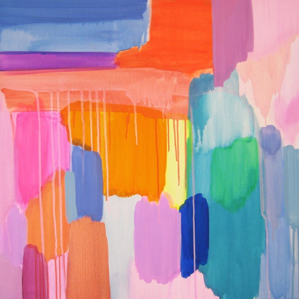 ARTISTS :: ARITE KANNAVOS :: Love these colours