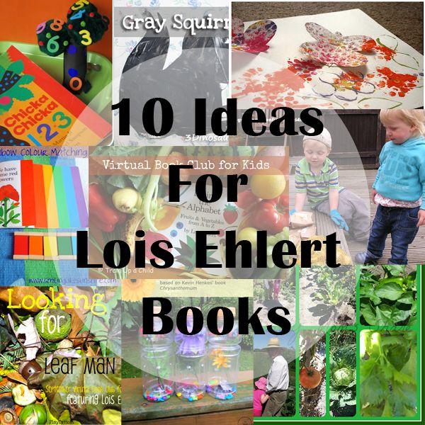 Activities for Lois Ehlert Books