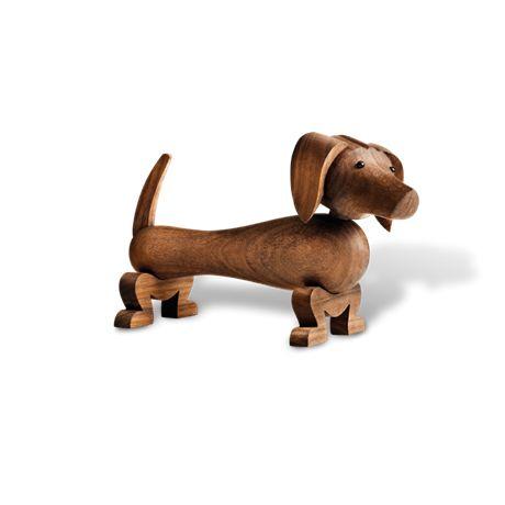 Køb Kay Bojesen Træfigur, Gravhund i Valnøddetræ. En Gaveide for livet. Levering 2-3 hverdage. Fri fragt og 30 dages Gratis Retur