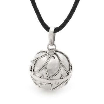 Harmony Ball - SUNFLOWER - Bella Donna Sterling Silver