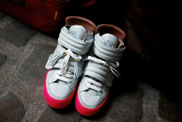 Louis Vuitton Kanye West Patchwork Jasper