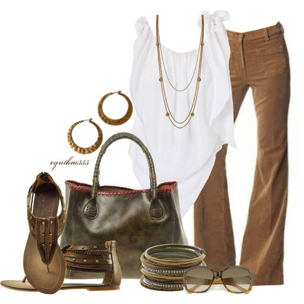 Casual Outfit: Gypsy Bow, Fashion, Style, Bow Blouse, Clothes, Dream Closet, Spring Summer, Casual Outfits, Work Outfit