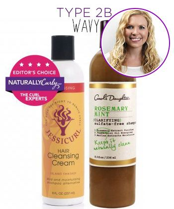 The Best GENTLE Shampoos for Wavy & Curly Hair   What are your favorites?
