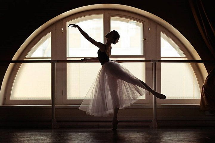 Ballet dancer / ballet photographer Darian Volkova offers an insider's perspective of the exclusive world of ballet by taking captivating photographs in her spare time.