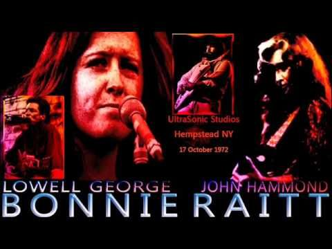 Bonnie Raitt • Freebo • Lowell George • John P. Hammond 1972 @ UltraSoni...