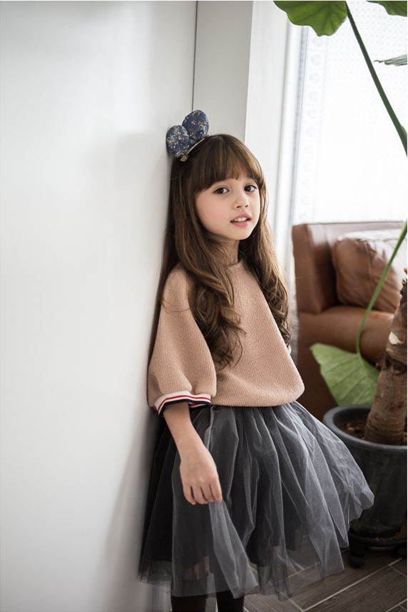 Micca tutu and balloon sleeves top. www.lublue.co.uk