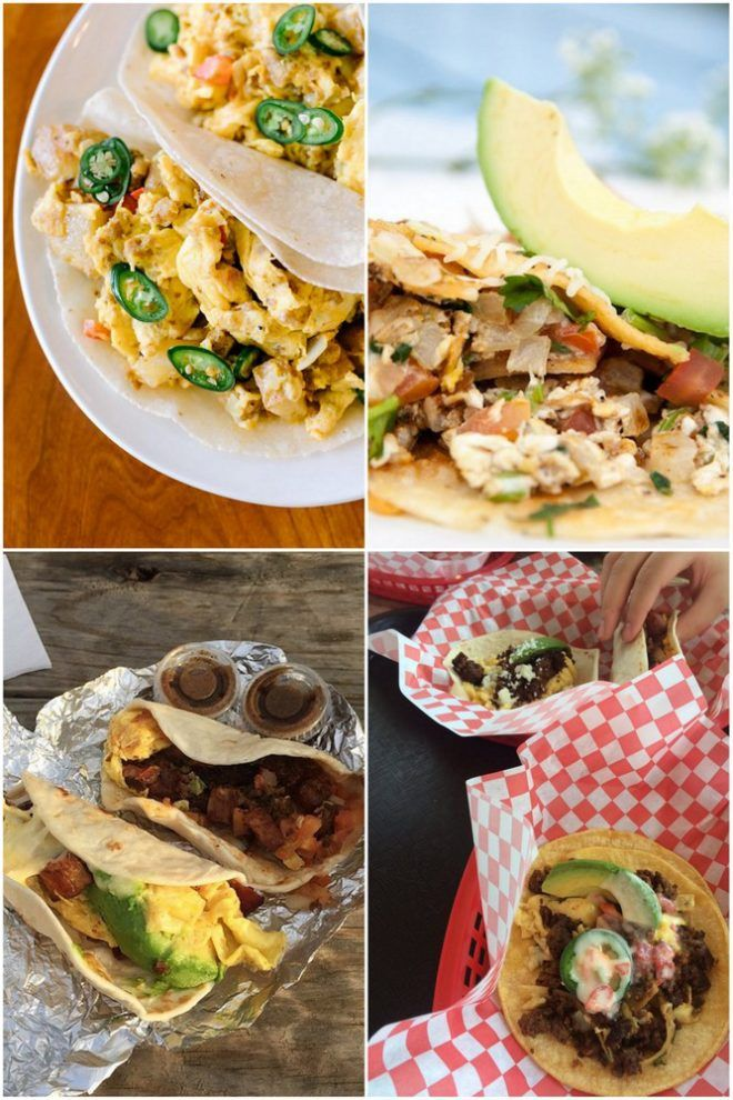 Our 11 Favorite Breakfast Tacos in Austin - The Effortless Chic - A lifestyle blog bringing easy ideas for every day style to you, every day of the week!
