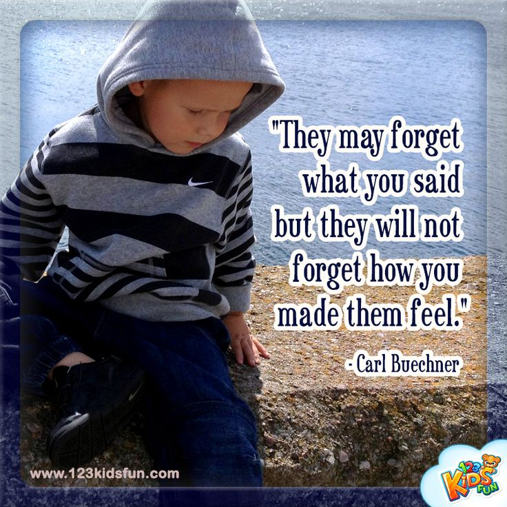 """Thay may forget what you said but...""  #quote #mem #picture #kids"