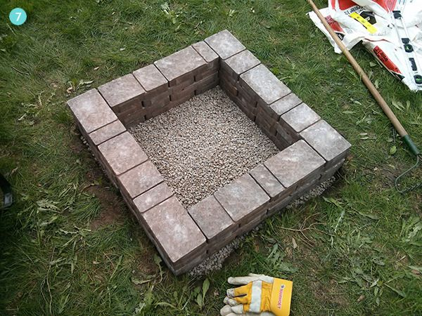 Roundup: 14 DIY Fire Pits You Can Make Yourself!