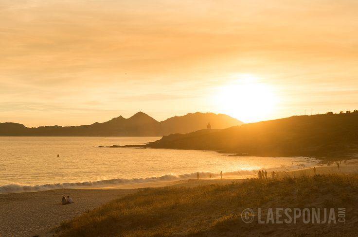 Playa Melide Galicia