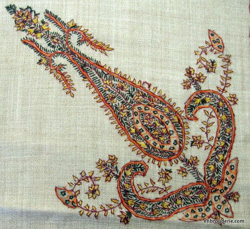 Best kashmiri aari embroidery images on pinterest