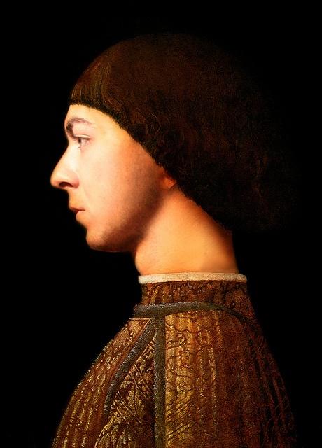 Piero della Francesca revisited by eftimov-schenk-schwartz, via Flickr