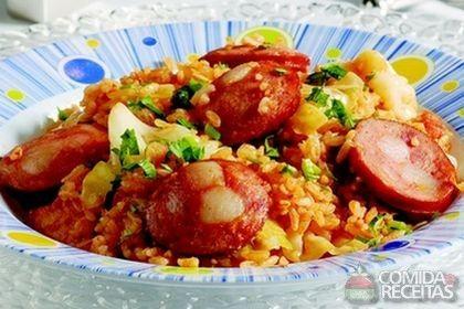 Receita de Arroz de braga especial em receitas de arroz, veja essa e outras receitas aqui!