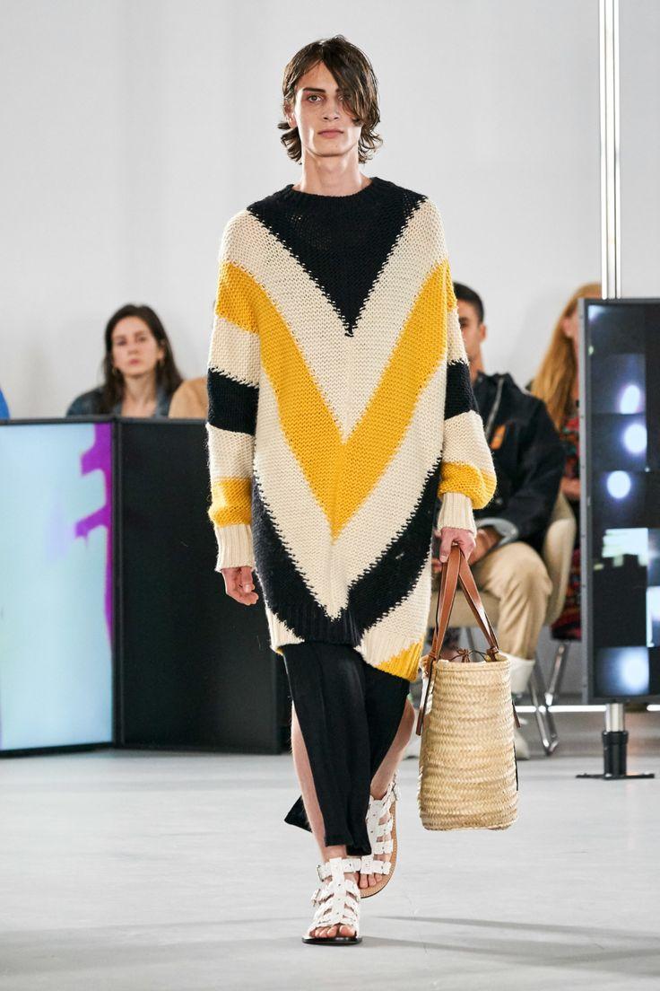 Loewe Spring 2020 Menswear Fashion Show – Sabine B