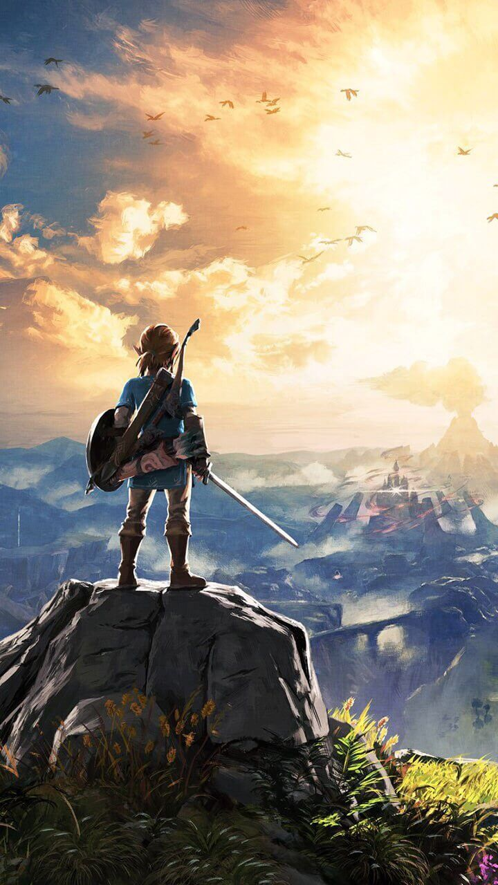 50 Mobile Wallpaper Inspiration For Those In Need Of A Change Legend Of Zelda Breath Legend Of Zelda Legend Of Zelda Memes Legend of zelda botw wallpaper hd