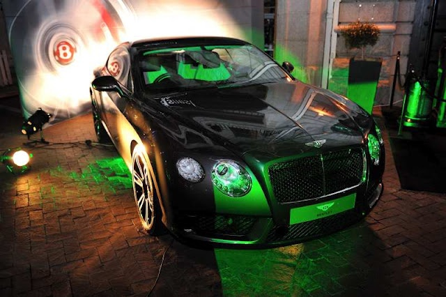 The Continental GT V8 finally arrives in South Africa.