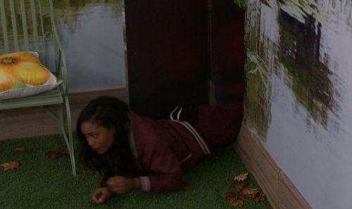 Big Brother 18 Spoilers: Sneak Peek PoV Sprint Comp – Live Feed Highlights Paulie vs Zakiyah in Tears – Da'Vonne Eviction Shock
