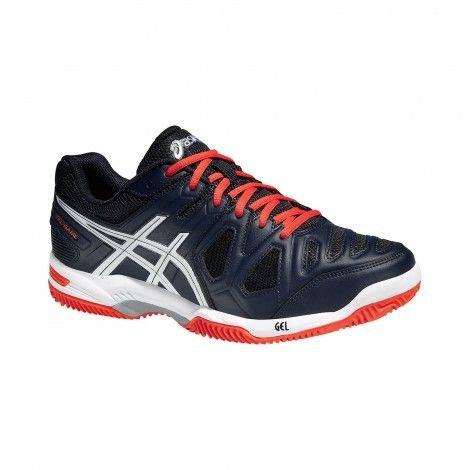 @asicseurope Gel-Game 5 Clay #tennisschoenen heren E513Y